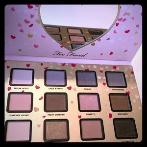 Too Faced Funfetti Shadow Palette - BRAND NEW